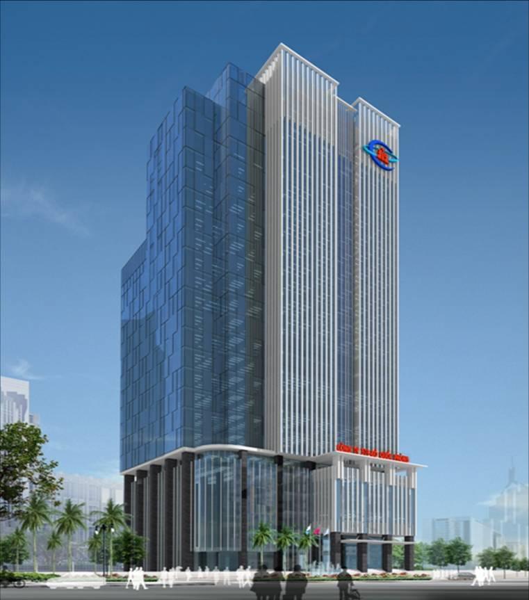Xây dựng Trụ sở Tổng công ty 319 - Bộ Quốc phòng tại số 63 Lê Văn Lương -  Hà Nội